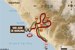 Етап 4: Сан-Хуан-де-Маркона  - Сан-Хуан-де-Маркона