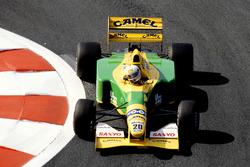 Martin Brundle, Benetton B192 Ford