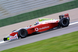 Justin Wilson, Racing Engineering