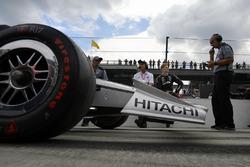 Josef Newgarden, Team Penske Chevrolet, Tim Cindric