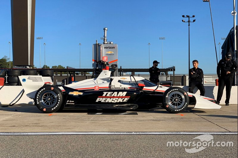 Newgarden, along with Dixon, ran the aeroscreen test at Richmond last October. The full field will reconvene there on March 25 for an open test.
