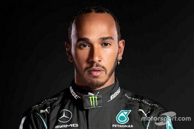 Livrée Mercedes F1 2020