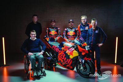 Презентация KTM Racing