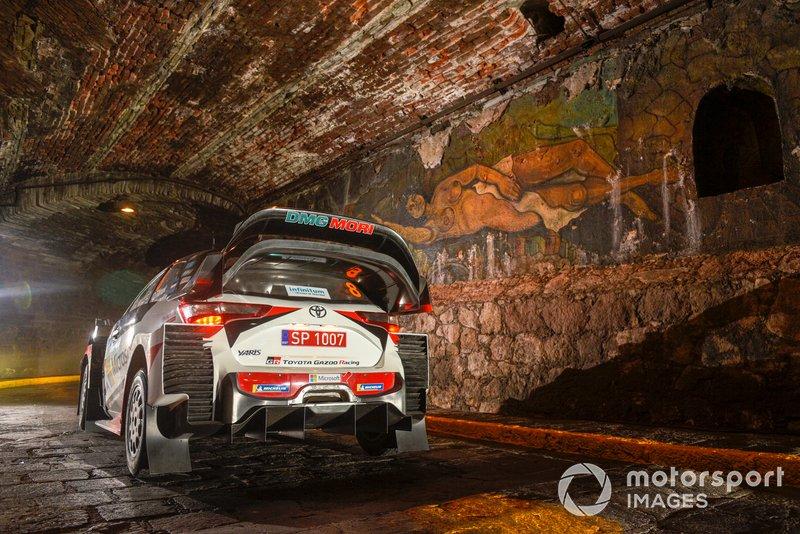 Ott Tänak, Martin Järveoja, Toyota Gazoo Racing WRT, Toyota Yaris WRC