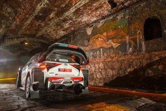 Отт Тянак, Мартін Ярвеоя, Toyota Gazoo Racing WRT, Toyota Yaris WRC