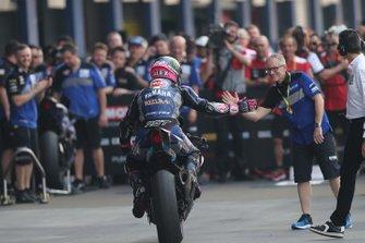 3. Alex Lowes, Pata Yamaha