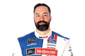 Paul Menard, Wood Brothers Racing Ford