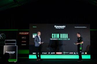 Guim Roda, Kawasaki Racing Team Manager