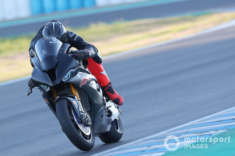 Essais de janvier à Jerez