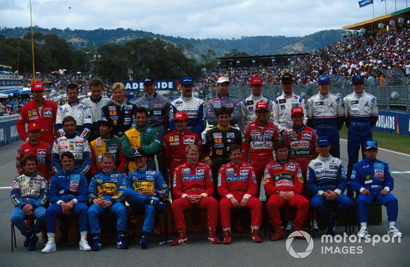 Les pilotes de 1994
