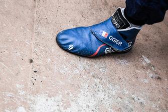 Себастьян Ож'є, M-Sport Ford shoes