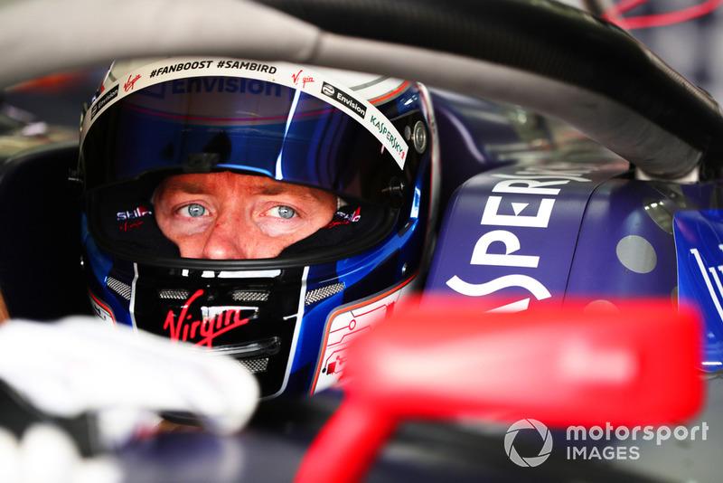 №2: Сэм Берд, Envision Virgin Racing