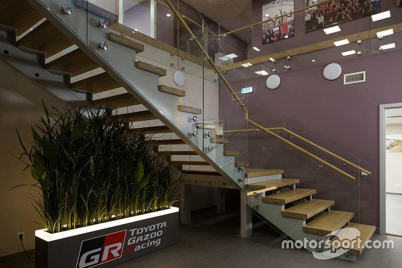Nuovo workshop Toyota