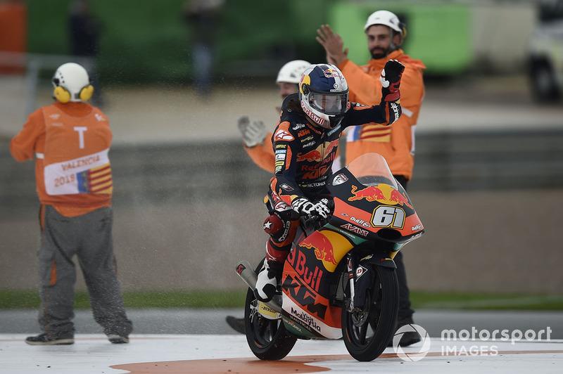 Can Öncu, Red Bull KTM Ajo