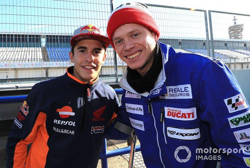 Марк Маркес, Repsol Honda Team, Тіто Рабат, Avintia Racing