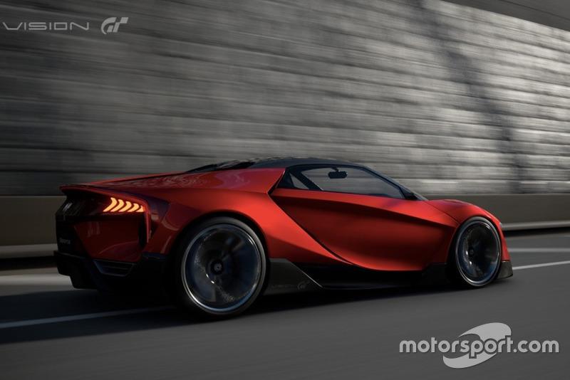 Honda Sports Vision Gran Turismo