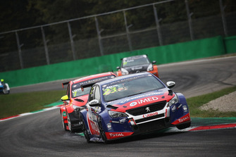 Francisco Abreu, Sports & You Peugeot 308 TCR