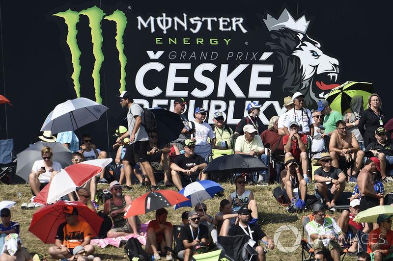 Penonton Automotodrom Brno