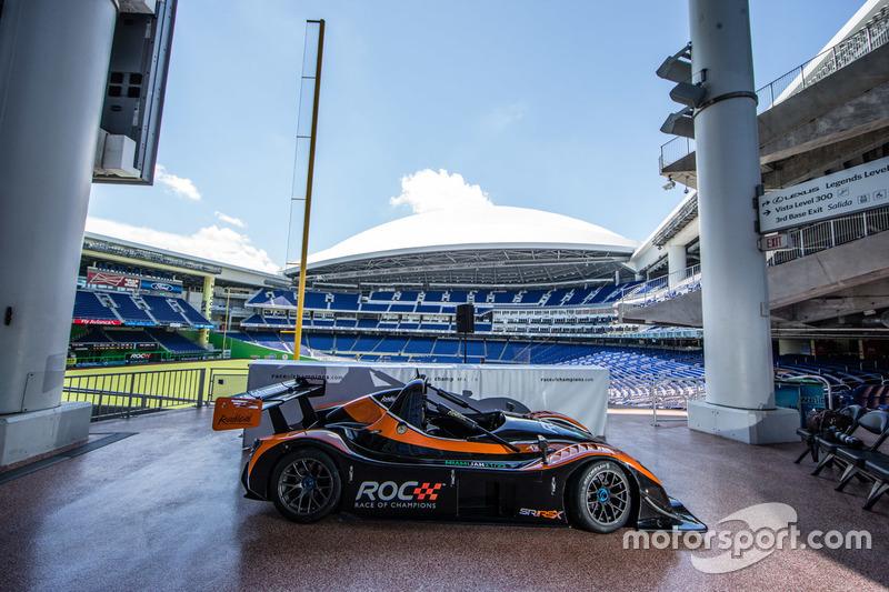 Radical für das Race of Champions 2017 in Miami