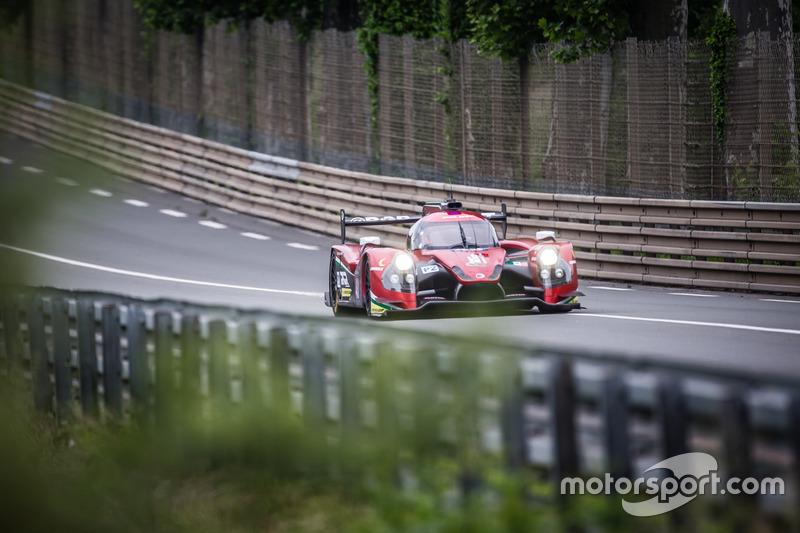 #43 RGR Sport by Morand Ligier JSP2 Nissan: Рекардо Гонсалес, Філіпе Альбукерке, Бруно Сенна