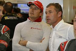 Marcel Fässler, Audi Sport Team Joest, Tom Kristensen