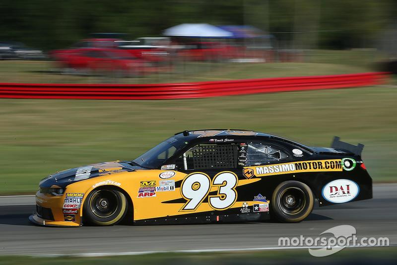 David Starr, Chevrolet