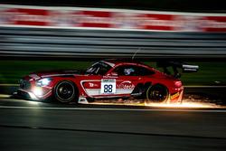 #88 Mercedes-AMG Team Akka ASP Mercedes-AMG GT3: Феликс Сераллес, Даниэль Хункаделья, Тристан Вотье