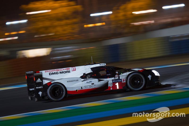 1. LMP1: #1 Porsche Team, Porsche 919 Hybrid