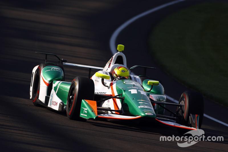 #11 Spencer Pigot, Juncos Racing / Chevrolet
