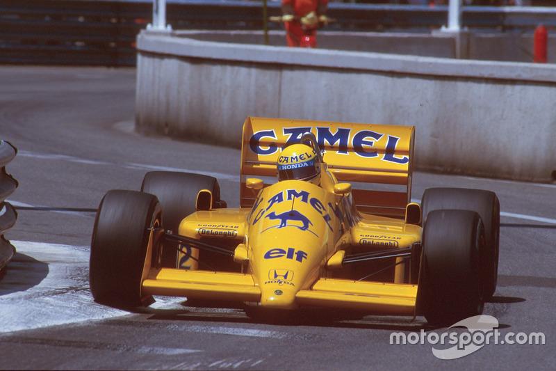 1987, Lotus 99T