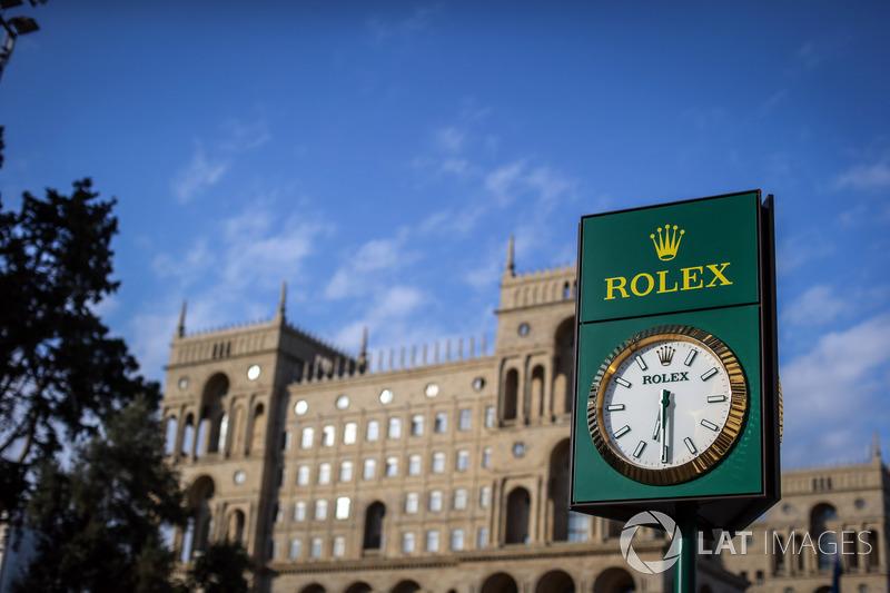 Rolex-Uhr