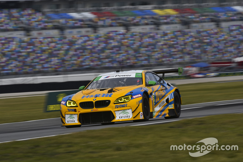 #96 Turner Motorsport, BMW M6 GT3: Jens Klingmann, Justin Marks, Maxime Martin, Jesse Krohn
