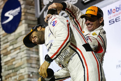 PC podium: third place Gustavo Yacaman, Chapman Ducote, BAR1 Motorsports