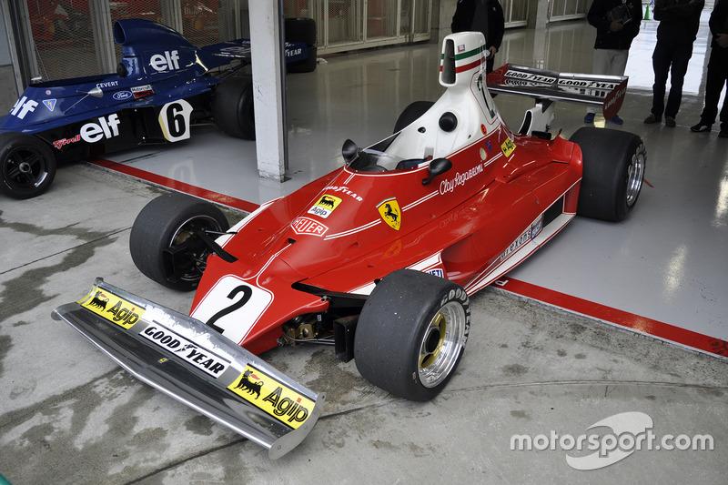 フェラーリ312T
