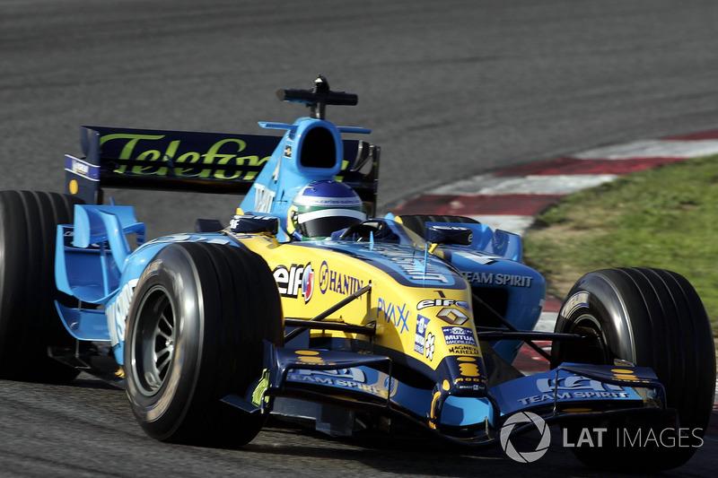 Карлос Сайнс, Renault R25