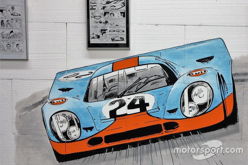 BD Mania 2016, Porsche 917