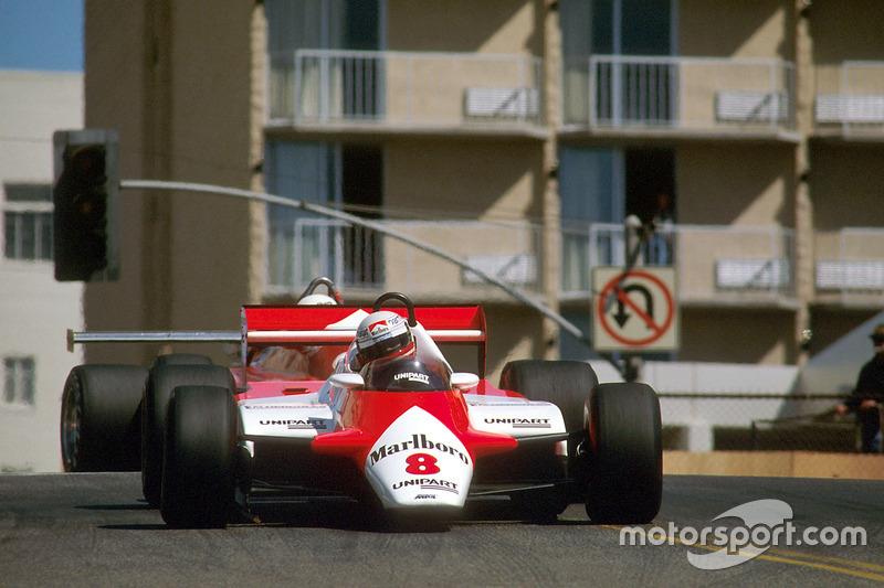 1982: McLaren-Ford MP4/1B