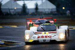 Yannick Dalmas, Derek Warwick, Mark Blundell, Peugeot 905 Evo 1