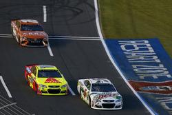 Kasey Kahne, Hendrick Motorsports Chevrolet Dale Earnhardt Jr., Hendrick Motorsports Chevrolet