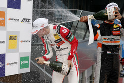 Rookie Podium: : Mick Schumacher, Prema Powerteam, Dallara F317 - Mercedes-Benz, Jehan Daruvala, Carlin, Dallara F317 - Volkswagen