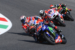 Маверік Віньялес, Yamaha Factory Racing, Андреа Довіціозо, Ducati Team, Скотт Реддінг, Pramac Racing, Йонас Фольгер, Monster Yamaha Tech 3