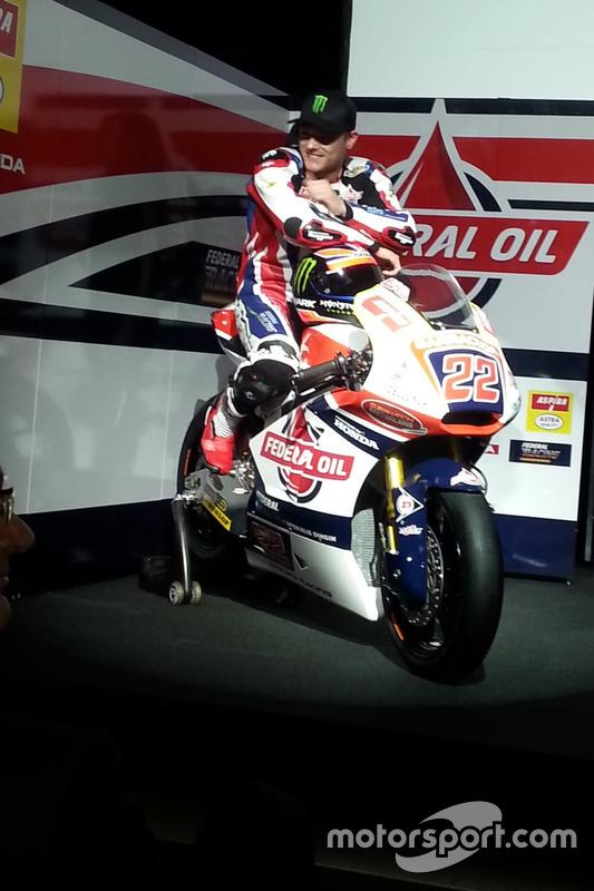 Gresini Racing Moto2 onthulling
