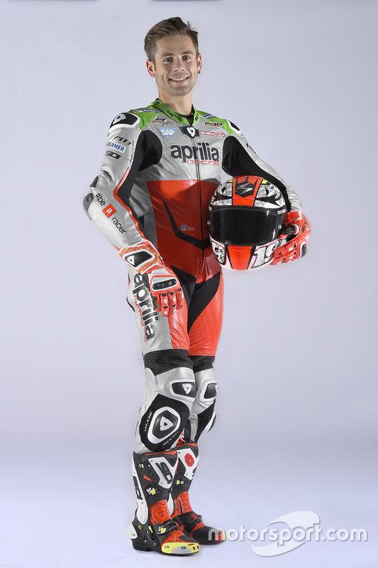 Alvaro Bautista, Gresini Racing Aprilia RS-GP 2016