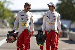 Daniel Abt, ABT Schaeffler Audi Sport, and Lucas di Grassi, ABT Schaeffler Audi Sport