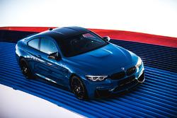BMW coche demo