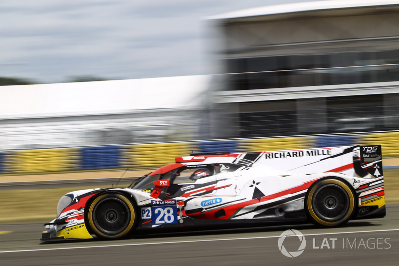LMP2: #28 TDS Racing, Oreca 07 Gibson