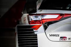 Toyota Yaris WRC, Toyota Racing: Heckpartie