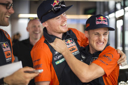 Pol Espargaró, Red Bull KTM Factory Racing, Bradley Smith, Red Bull KTM Factory Racing