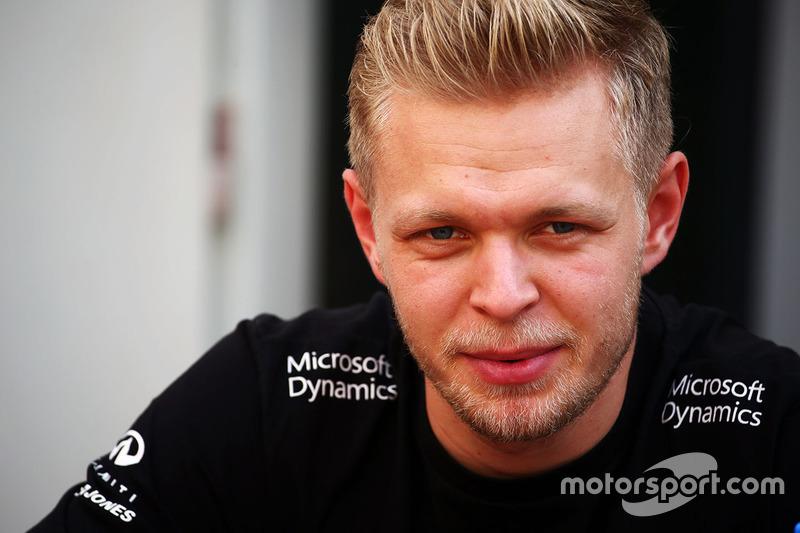 2016 - Kevin Magnussen, Renault