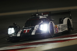 #1 Porsche Team Porsche 919 Hybrid: TТімо Бернхард, Марк Веббер, Брендон Хартлі